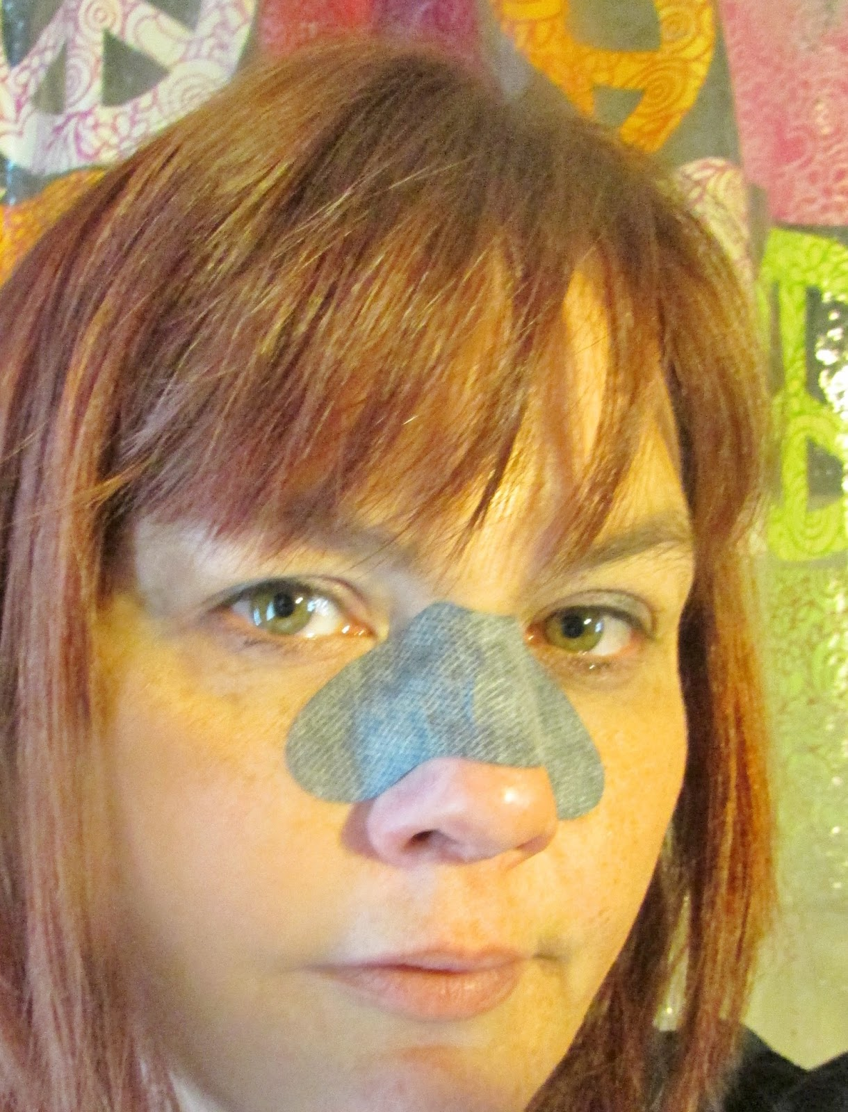 Heck Of A Bunch: Natural Charcoal Nose Pore Strips - Review