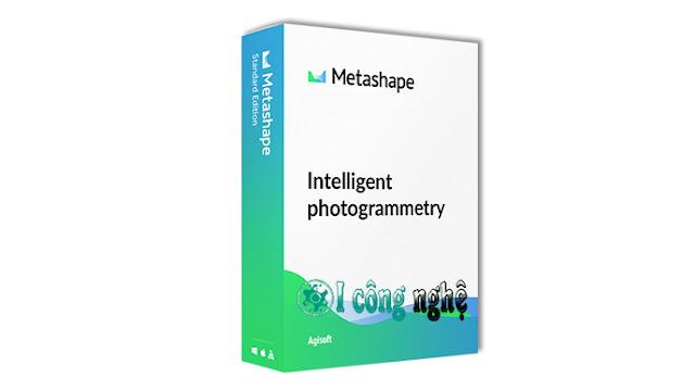 تحميل برنامج Agisoft Metashape Professional 2021 كامل مع التفعيل