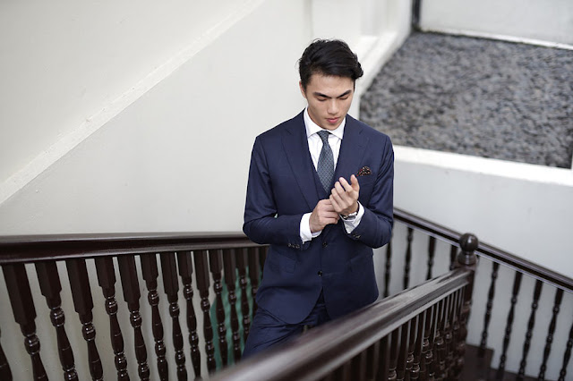 wedding groom suit tailor kl