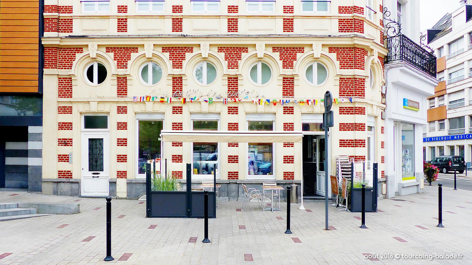 Bar Café La Petite Industrie, Tourcoing