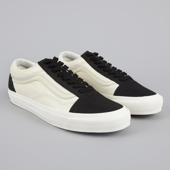 Vans Vault Old Skool Marshmallow Black  ec88d5716