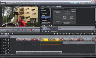 KeyFrames in Mgix Movie Edit Pro Plus