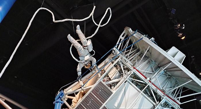 Centro Espacial Houston