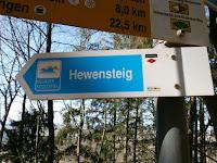 Premiumweg Hewensteig bei Engen, Teil 1 von 2