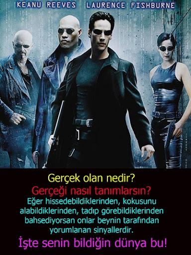 Matrix Serisi - Matrix 1, 2, 3 Film Özetleri - Matrix Series