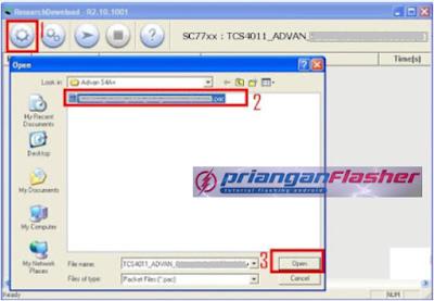 firmware advan i5c