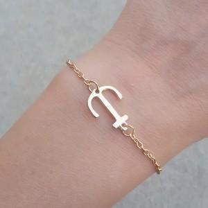 bracelet original ancre