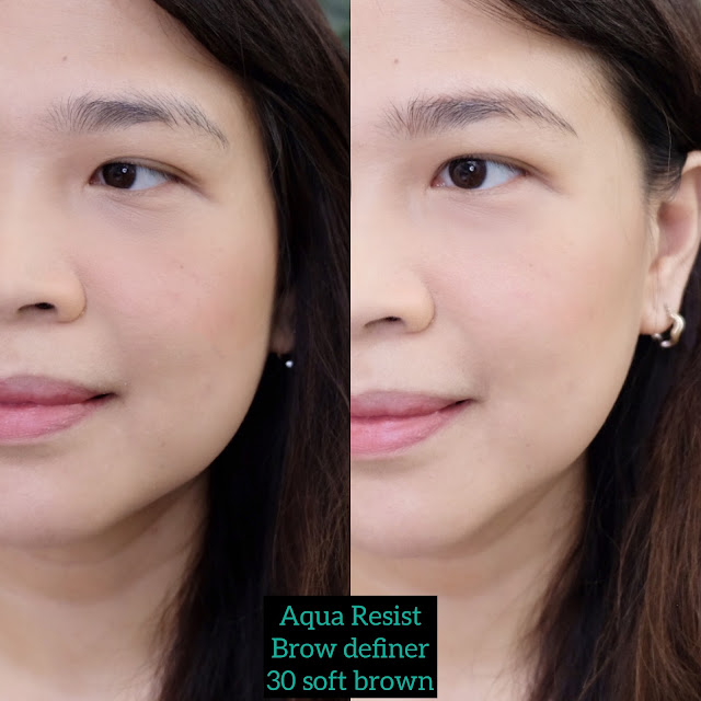 Make Up For Ever Brow Filler and Brow Definer review