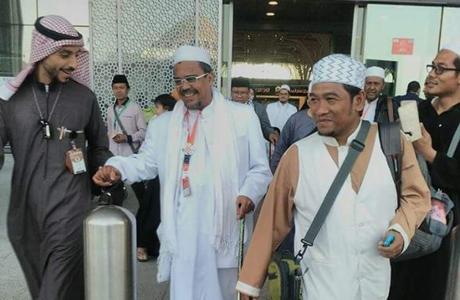 Kamar Pribadi Ditembak Sniper, Imam Besar FPI Tinggalkan Indonesia?