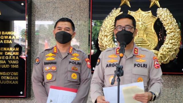 """PPKM Darurat, Kapolri """"Teken"""" Surat Telegram Operasi Aman Nusa II Lanjutan"""