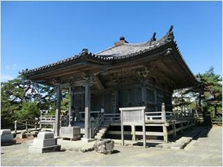 ศาลเจ้าโกะไดโด (Godaido Shrine)