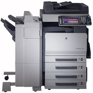 Konica Minolta Bizhub C250 Printer Driver Download