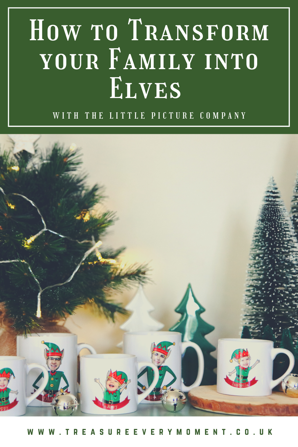 CHRISTMAS: How to Transform your Family into Elves with The Little Picture Company