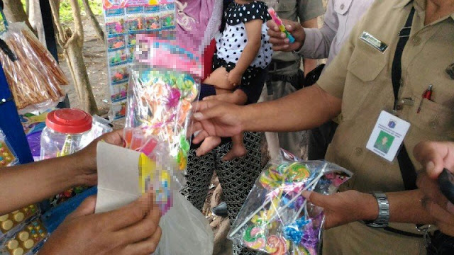 Diduga Jajanannya Dicampur Narkoba, Anak SD di Surabaya Sampai Teler. Waspadalah, Seperti Ini Bentuknya
