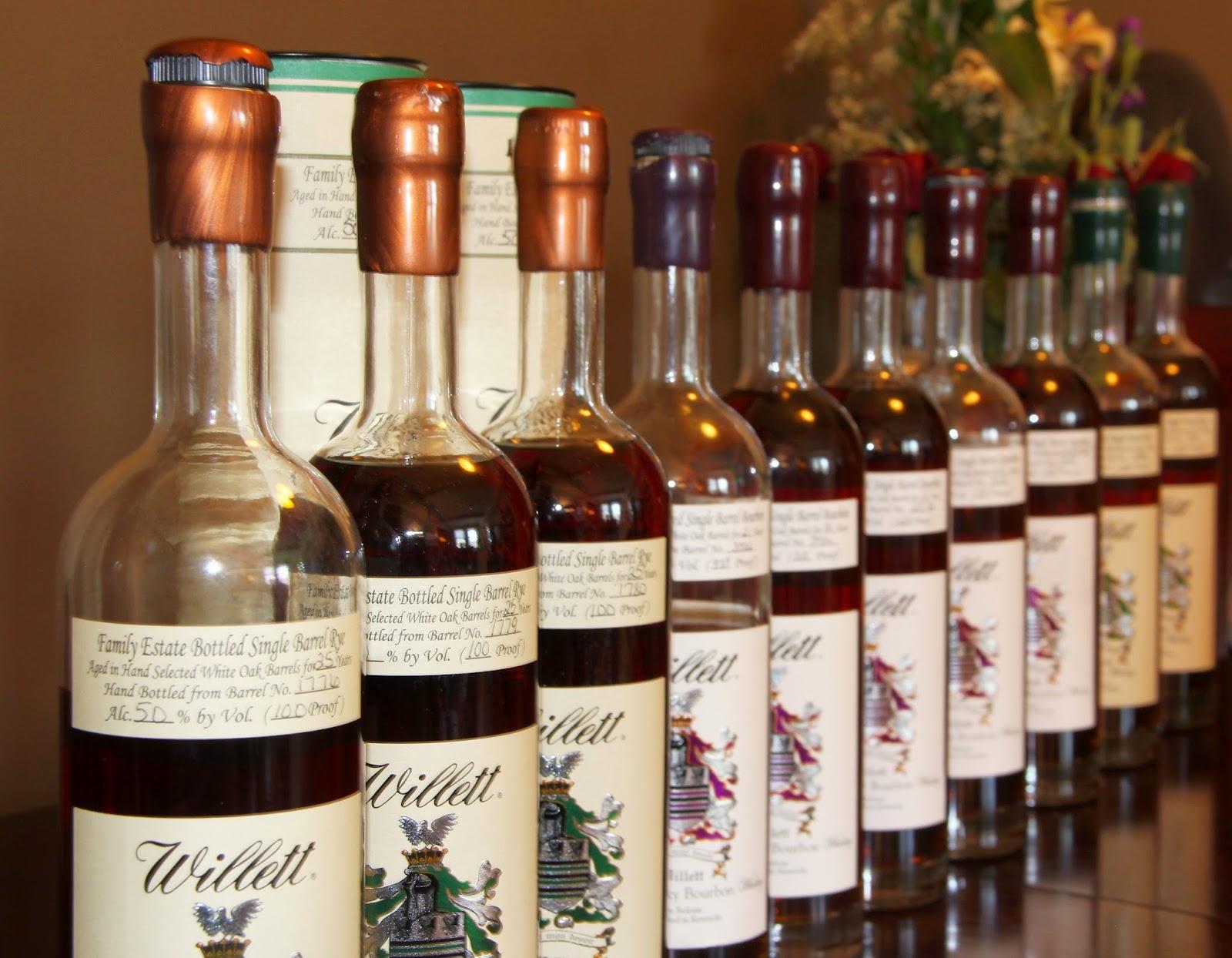 Willett bourbon - photo#51