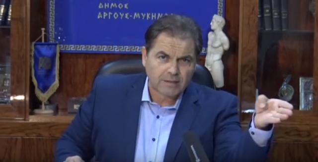 Καμπόσος: Ο Δήμαρχος θα έχει από πάνω του έναν γενικό γραμματέα του κόμματος - Δεν ειναι κομμουνιστές αυτοί, ειναι πράκτορες των Αμερικάνων (βίντεο)