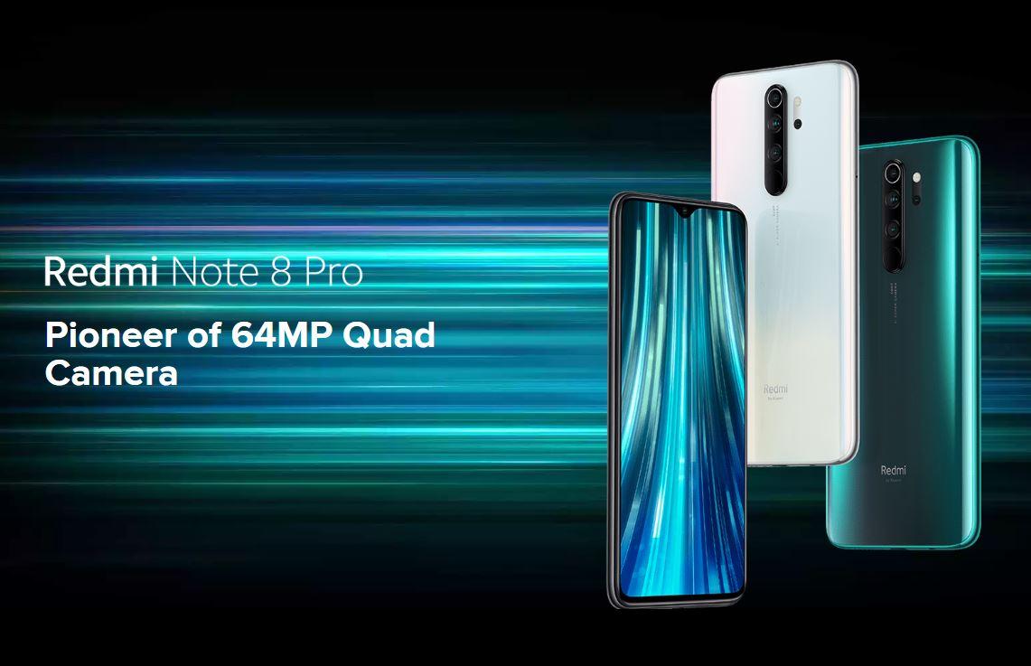 Harga dan Spesifikasi Xiaomi Redmi Note 8 Pro RAM 6GB ROM 128GB Terbaru Bertenaga MediaTek Helio G90T