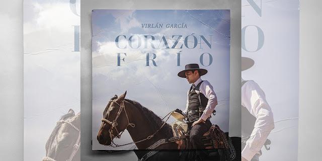 """Virlán García enciende cualquier """"Corazón Frío"""" con su nuevo sencillo"""