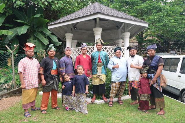 Busana Melayu