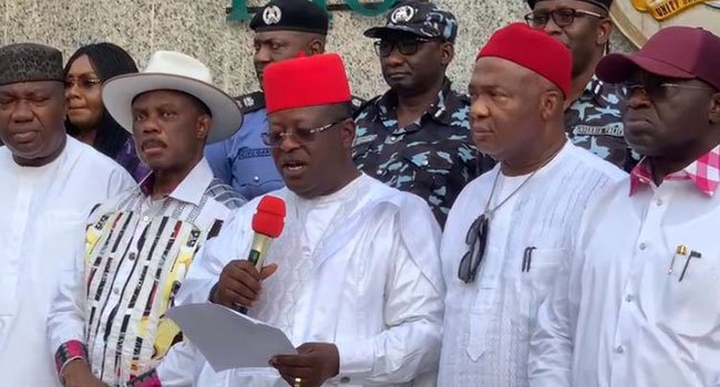 South-East sets up joint security outfit EBUBEAGU