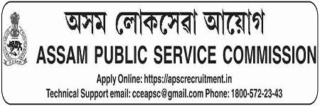 PHE Assam Recruitment 2021 for JE Post through APSC