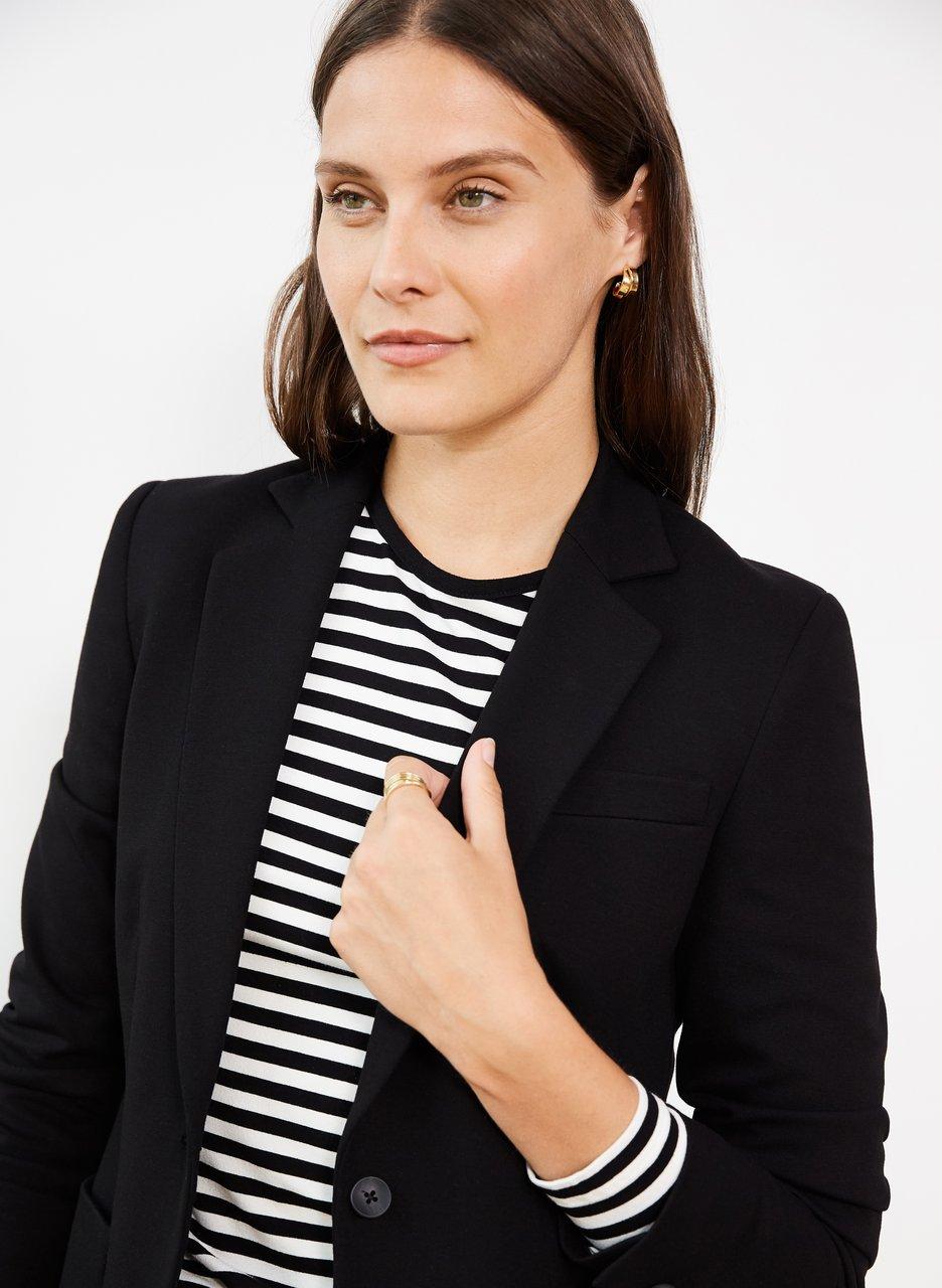 my midlife fashion, Baukjen Alanis jacket