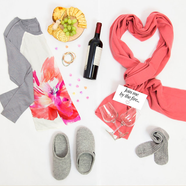 garnet hill valentines day date night outfit ideas fashion after 40 blogger