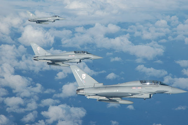 geopolitical news, daily geopolitical news, raf typhoons,