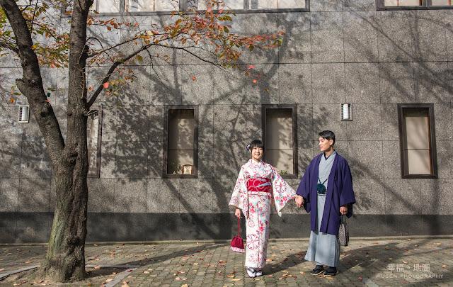 京都, 白川, 情侶寫真