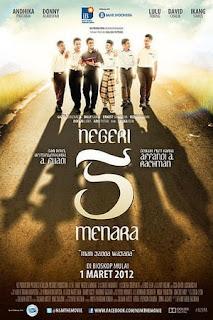 Download Film Negeri 5 Menara (2012) Full Movie