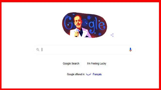 """جوجل... يحتفل بذكرى مولد الفنان الللبناني الراحل """"ملحم بركات"""""""