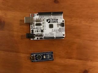 Arduino Uno and Nano