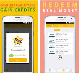 aplikasi penghasil uang di android-make money app