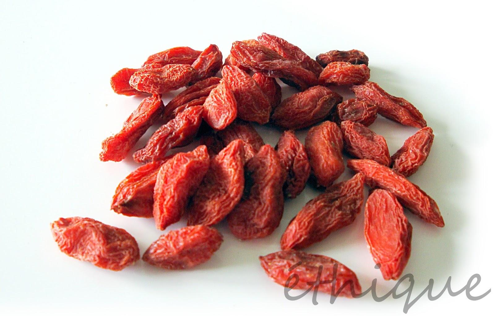d163bccba8d Plody Goji obsahují všech 18 amino kyselin