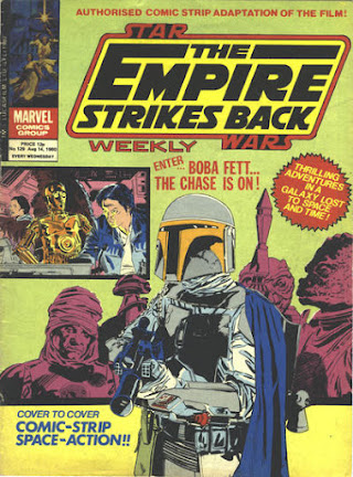 The Empire Strikes Back Weekly #129, Boba Fett