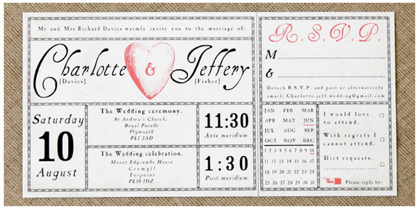 How Big Are Wedding Invitations: Before The Big Day