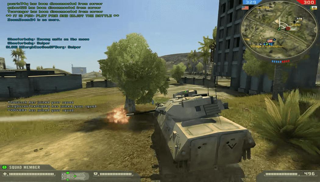 تحميل لعبة Battlefield 2 بحجم صغير