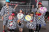 Grand Prix Japonii kibice Robert Kubica F1