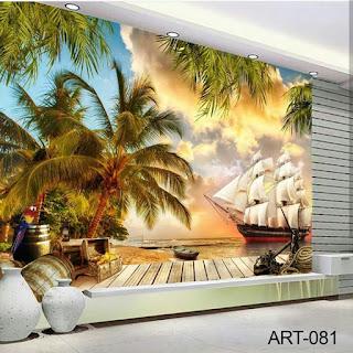 Toko Wallpaper Cipondoh Tangerang