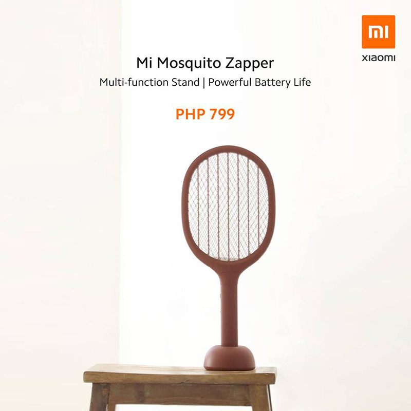 Xiaomi brings Mi Mosquito Zapper with 3000V in PH, priced at PHP 799!
