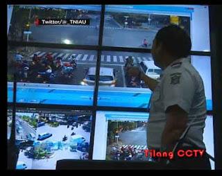 Tilang CCTV,Langgar Lalin Langsung Terekam
