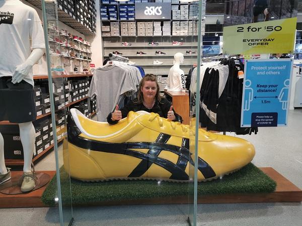 BIG Shoe in Fyshwick | ACT BIG Things