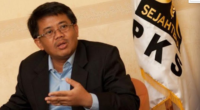 Sohibul Iman: Sikap Akhir PKS Menolak Pembahasan RUU HIP