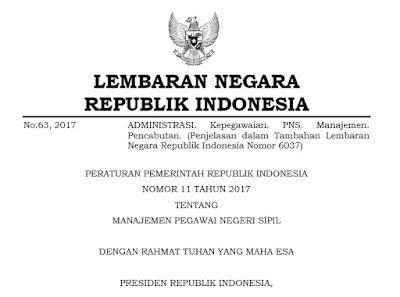 Tahapan Rekrutmen CPNS 2019