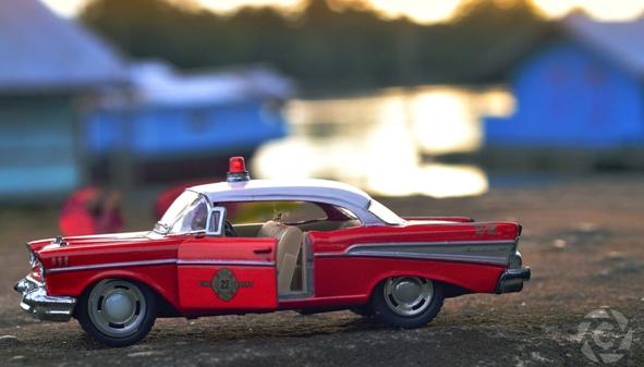 Miniatur Mobil Klasik