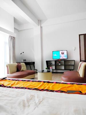 Fasilitas Xtra Suite Room