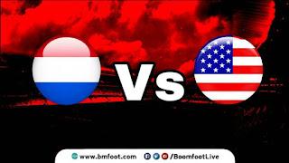 البث المباشر نهائي كأس العالم للسيدات امريكا هولندا مباشر