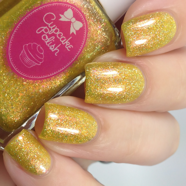 Cupcake Polish-Tale As Old As Time
