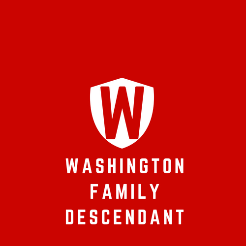 Washington Family Descendant