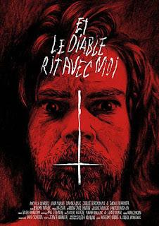 Et le diable rit avec moi de Rémy Barbe affiche